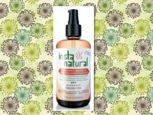 Insta Natural Argan Oil Hair Treatment