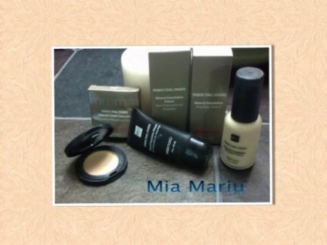 Mia Mario Perfect Canvas Cosmetics