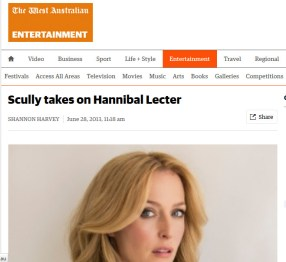Scully Hannibal 1