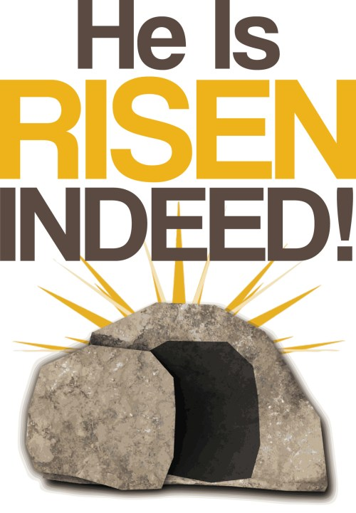 small resolution of he is risen clipart clipart suggest uncategorized bethany baptist church gardner ma