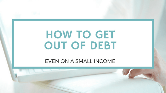How to Pay Off Debt Even on a Low Income