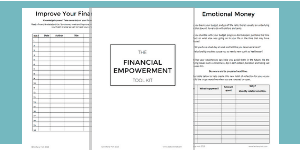 Financial Empowerment Tool Kit