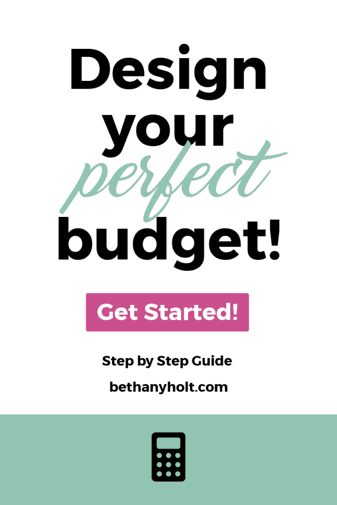 Design your perfect budget image