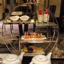 Afternoon Tea Fairmont Peace Hotel Shanghai