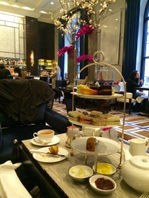 Afternoon Tea Peninsula York - Bethany Looi