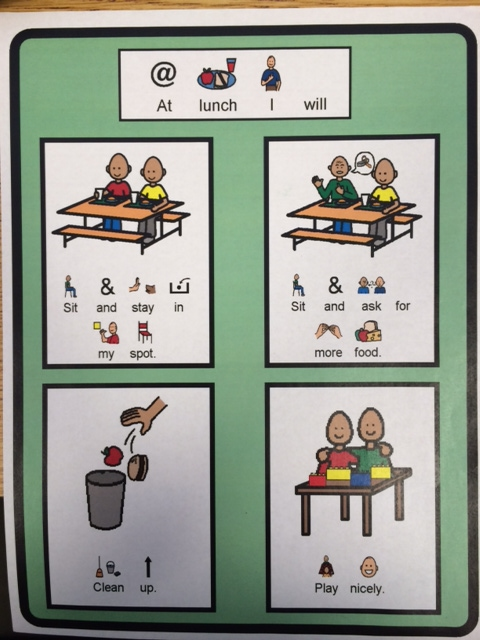 clear chair mat captain chairs dining room as we speak | speech therapy for the kids…