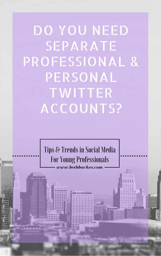 Find out if you're preparing your social media presence well for the job search. Should you hide behind a private personal account? See what scenario's will work for you!