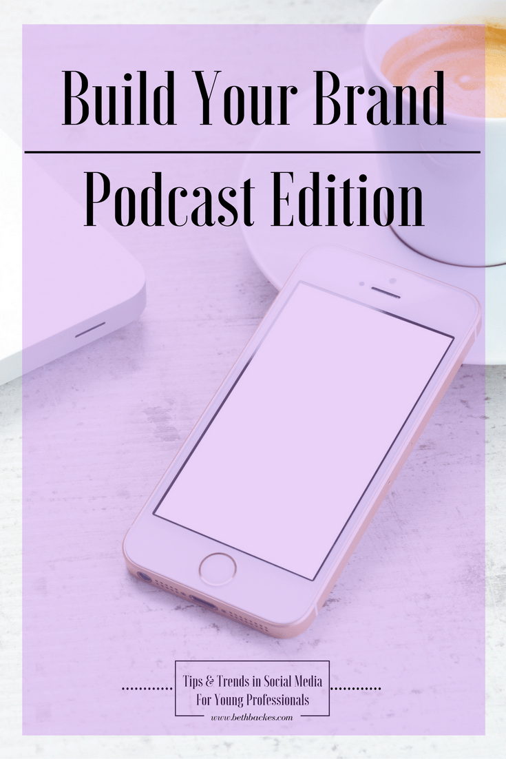 One of the easiest ways to be productive is to listen to podcasts while you're out and about throughout the day. Here are my top choices to get me motivated to hit the ground running as an entrepreneur.