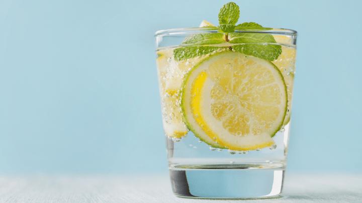 Hydration Pro-Tip: Lemon Water Ice Cubes