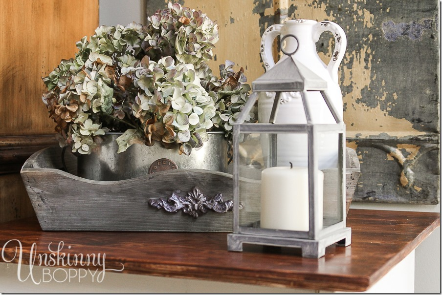 tips for decorating end tables the