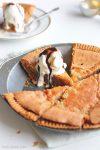 Peanut Butter Chess Pie