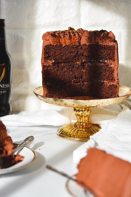 Chocolate Stout Cake - bethcakes.com