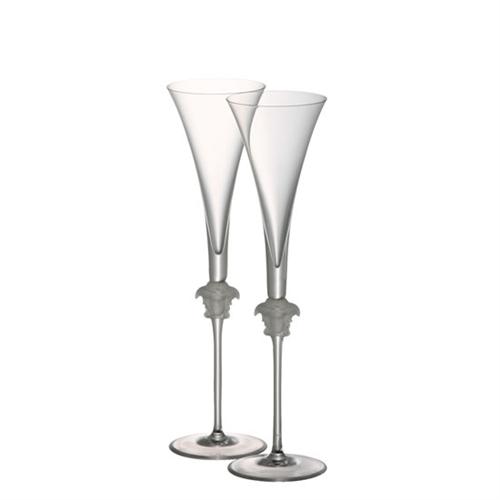 Medusa Lumiere Champagne Flute