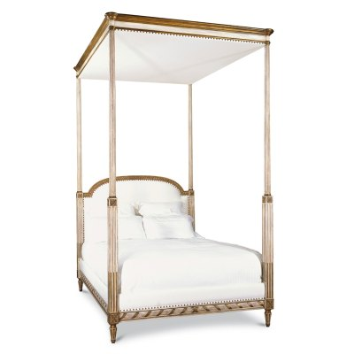 Louis XVI Canopy Bed