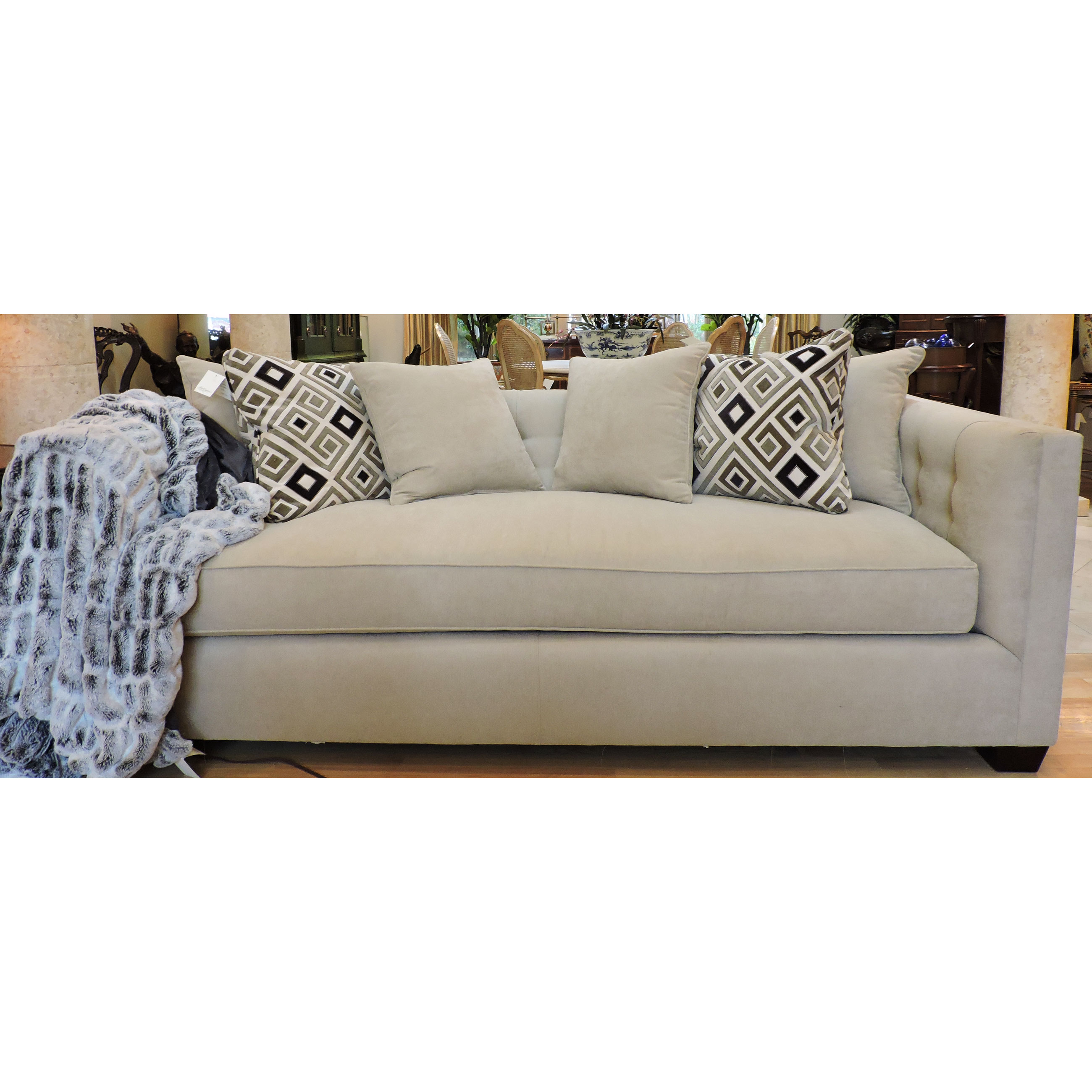 single cushion sofa pros and cons cheap outdoor beth claybourn interiors