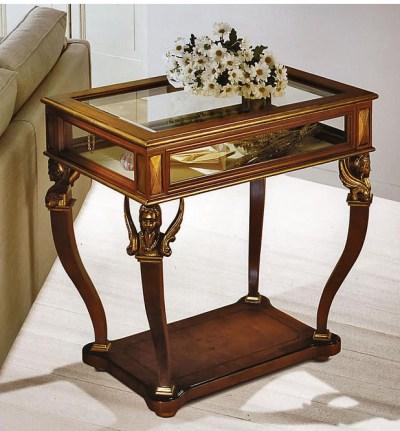 Empire Curio Table