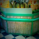 Pineapples at Booths Corner