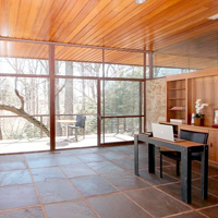 Mid Century Modern Home in Maryland