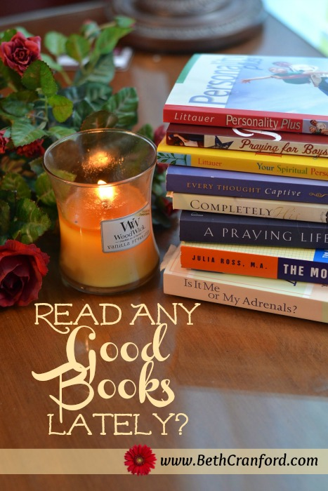 My reading goals and what I'm reading