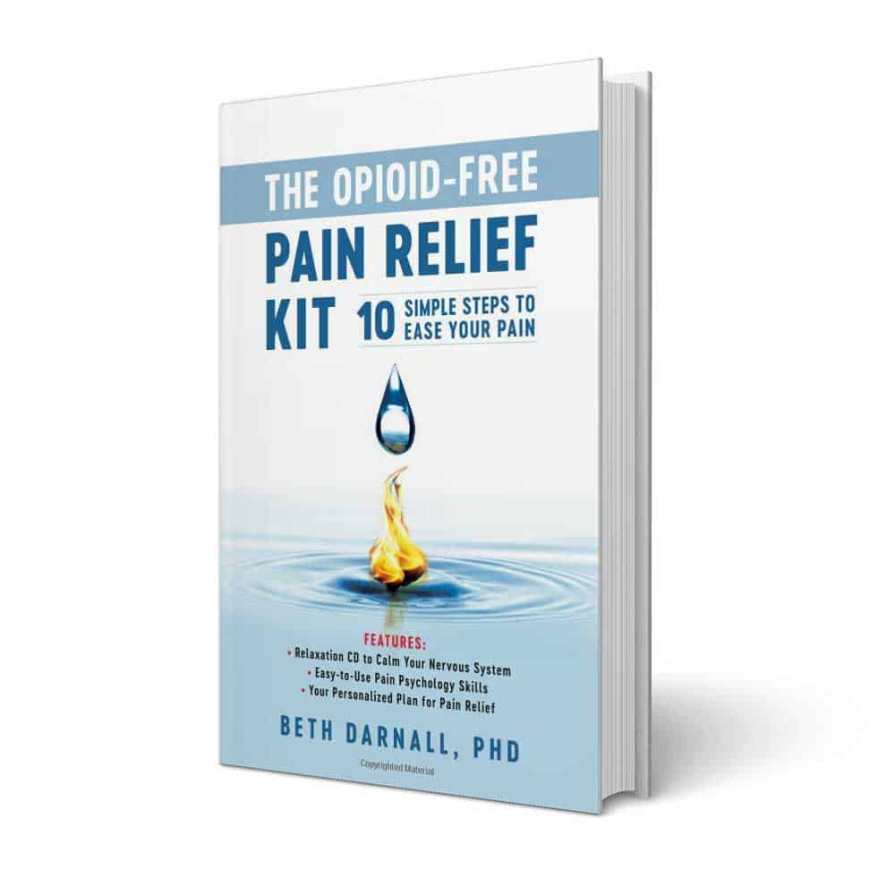 The Opioid-Free Pain Relief Kit: 10 Simple Steps to Ease Your Pain