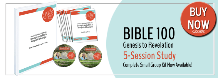 Bible 100 Small Group Kit