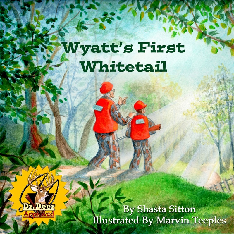 "ADVENTURESS endorses ""Wyatt's First Whitetail"" children's hunting book"