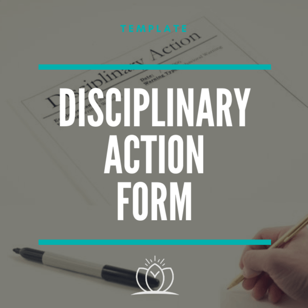 11 types of disciplinary action form. Disciplinary Action Form Template Be The Change Hr