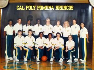 86-87 CPP Women's bball