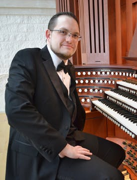 Organist Daryl Robinson | Bethel University