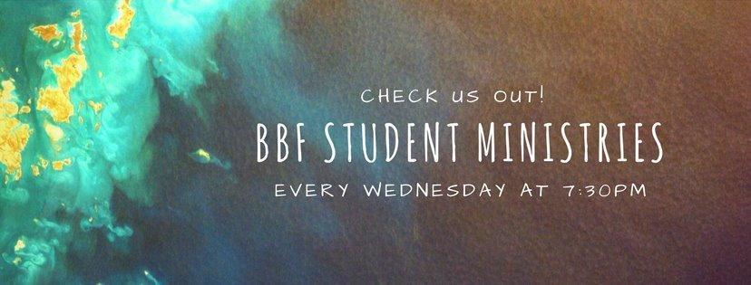BBF Teen Ministries