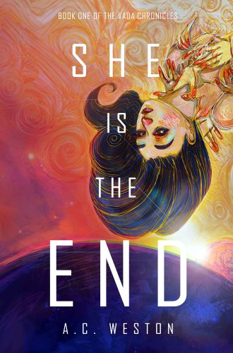 she is the end