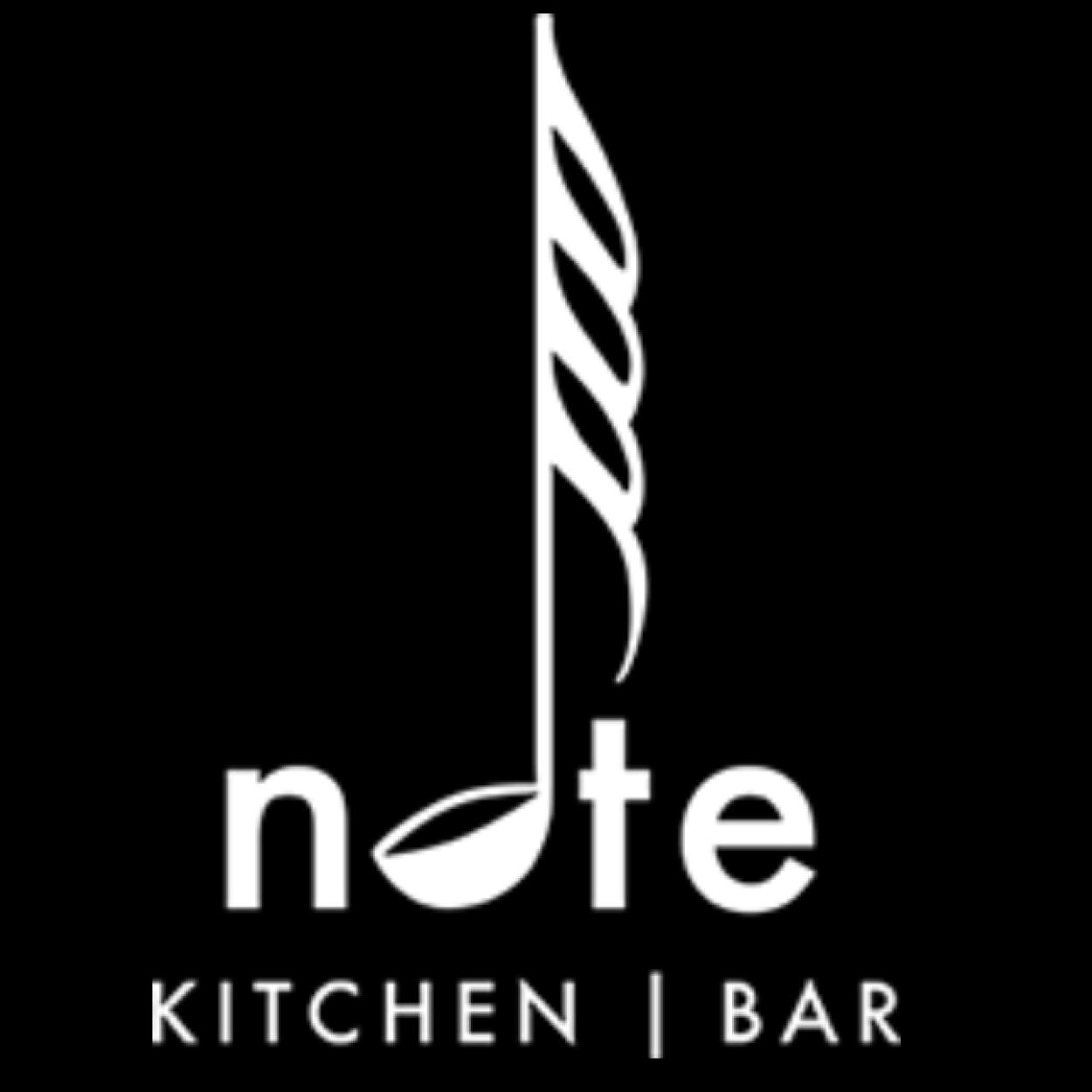 Note Kitche & Bar logo
