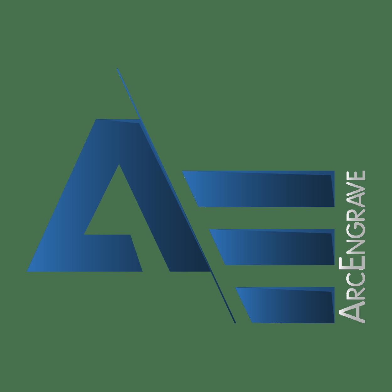 ArcEngrave logo
