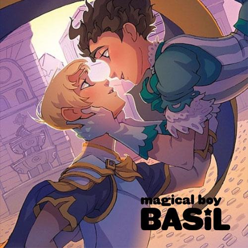 Magical Boy Basil