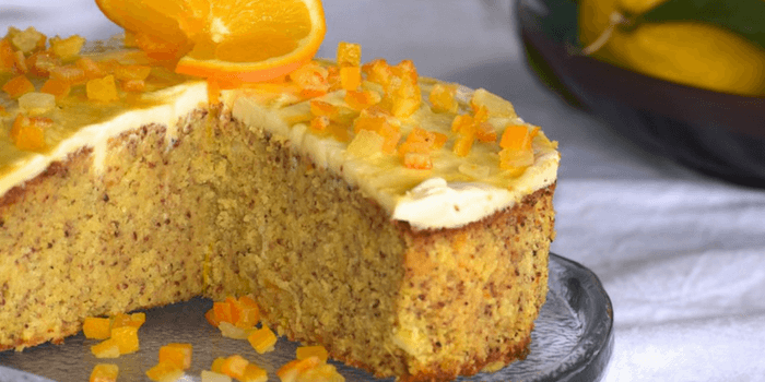 Marseille – European Style Citrus Cafe Cake