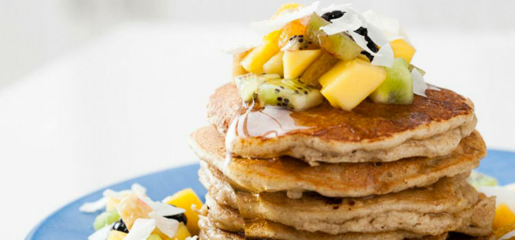 protein pancakes made in Australia