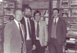 Bethel History Faculty, 1980s