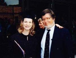 Amy Poppinga and G.W. Carlson, 1999
