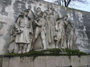 Memorial to the French Army of 1914-1918