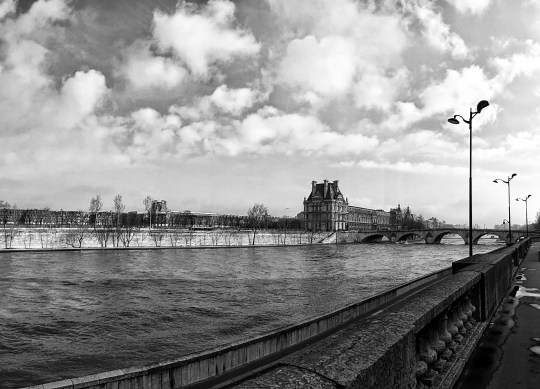 The River Seine (Angela Stephens)