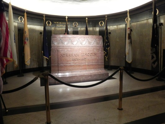 Lincoln Tomb - cenotaph