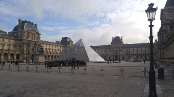 The Louvre was an incredible journey of art, history, and architecture.