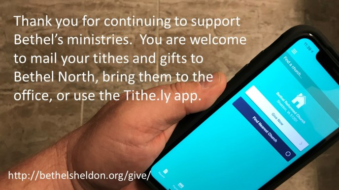 TithelySlide