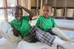 Boys in Arusha