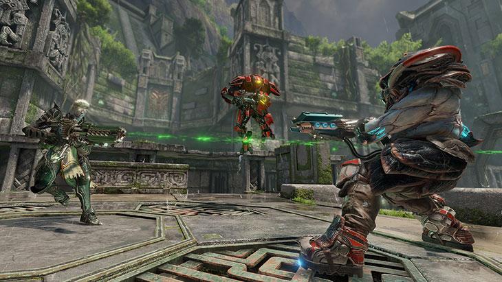 Quake Champions Debut Gameplay Trailer 2
