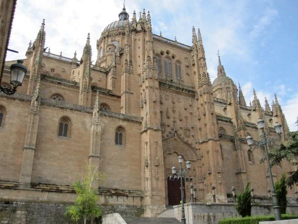 Salamanca Spain And