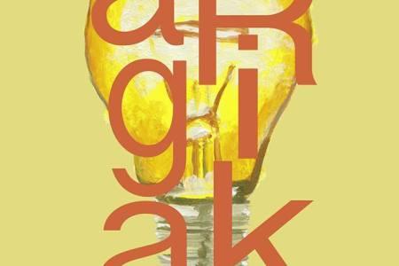 Cartel Curso Monografico Luces, impartido por Ander Fernandez, foto Beth Firmino