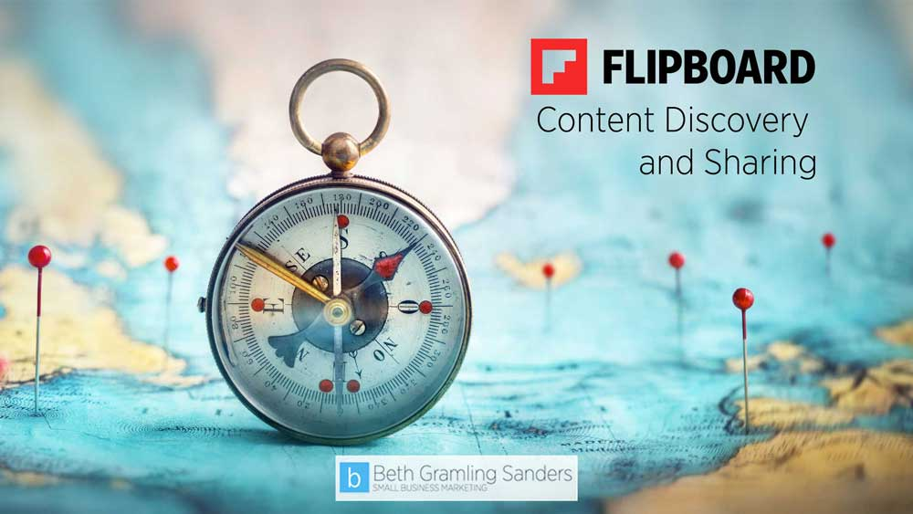 Flipboard for Content Discovery and Sharing