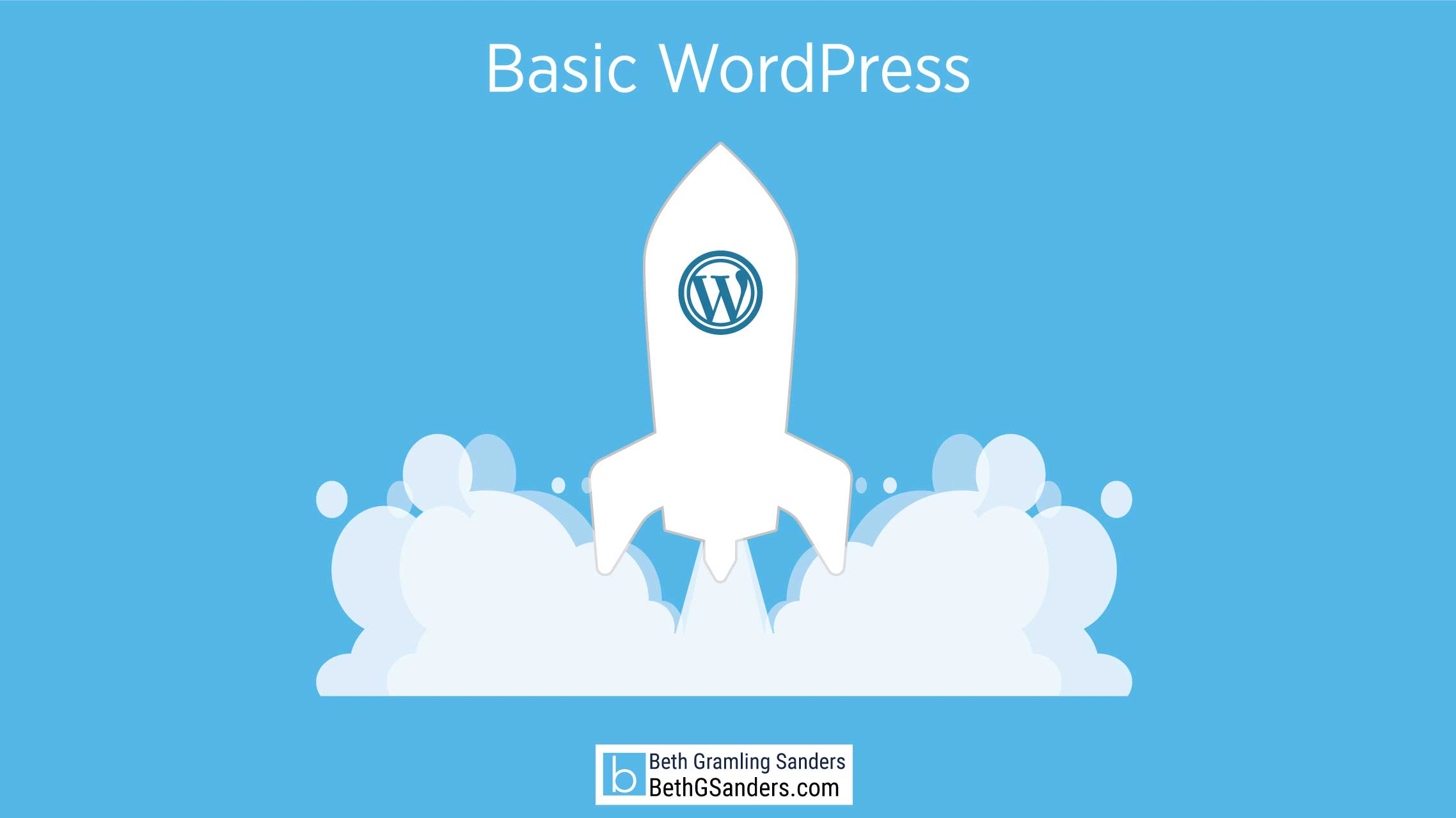 basic wordpress