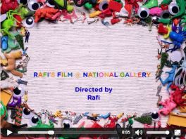 Rafi's film screen shot